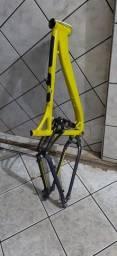 Quadro full suspension totem aro 29