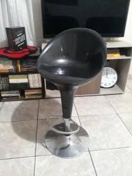 Banqueta (banco/cadeira) giratória