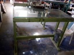 Mesa para silk-screen
