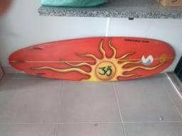 Prancha de surfista