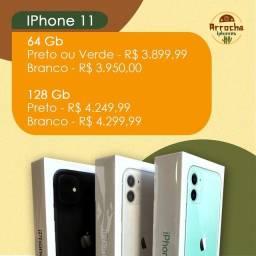 iPhone 11 64gb VERDE - ANATEL - LACRADO