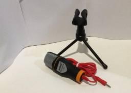 Microfone condensador Andowl Q-888
