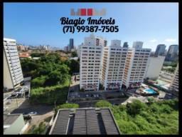 Salvador Privilege - 78m² - 3 quartos - andar alto - Stiep