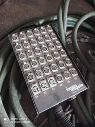 Multi cabos 36 canais
