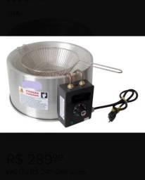 Fritadeira Elétrica 110v Fritalar - Nova