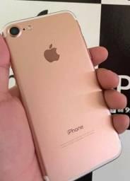 Celular iphone 7rose 32gigas disponível