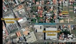 Terreno com 432m² no Jardim Carvalho