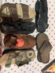 Vendo vários sapatos masculinos