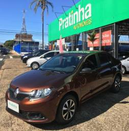 Renault Logan Authentique 1.0 Oferta Extra Ideal p/ Aplicativos Completo !!!