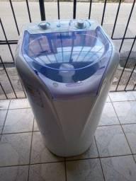 Máquina de lavar semi nova Electrolux 7kg ZAP 988-540-491 dou garantia