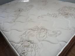 Conjunto cama box queen