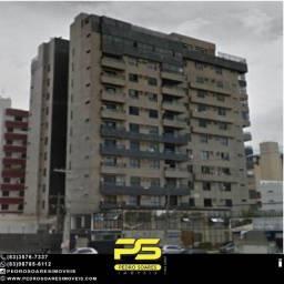 Apartamento com 3 dormitórios à venda, 112 m² por R$ 350.000 - Intermares - Cabedelo/PB