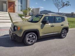 Jeep Renegade Sport apenas 48.000 km revisado novinho
