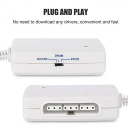 Adaptador de controles de PS2 para Wii
