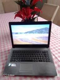 Positivo Stilo - Intel 1.5 - Memória de 4gb - SSD 128gb