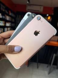 IPhone 7 de 32 gb padrao vitrine lindo