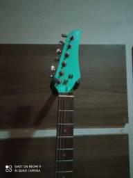 Guitarra estilo telestrato de luthier