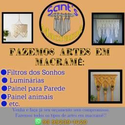 Artes em Macramê