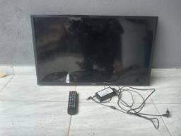 Tv Smart 32 com Tela quebrada