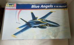 Caça F-18 1/48 versão Militar e B. Angel