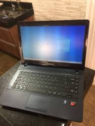 Notebook  Sansung np 274 4gb Hd 500