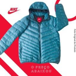 Jaqueta Nike tamanho XL (GG) Azul, Masculina Seminova e em perfeito estado, usei 4 vezes