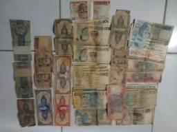 Dinheiro antigo vender