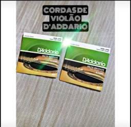 Cordas de violão Daddario 09