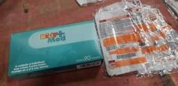 Máscara TNT dupla caixa com 20 Unidades