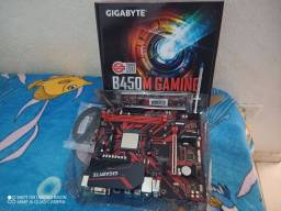 Kit upgrade Ryzen 5 1500x + Gigabyte B450M-Gaming