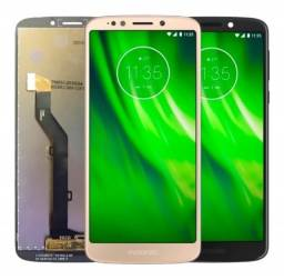 Tela Frontal Touch Display Moto G6 G6 Play G6 Plus G7 G7 Play  G7 Power