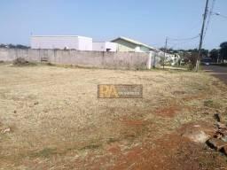 Terreno à venda, 375 m² por R$ 250.000,00 - Três Pinheiros - Foz do Iguaçu/PR