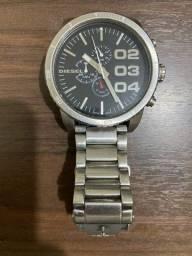 Relógio Masculino Diesel Large Round - Dz4209 Prata