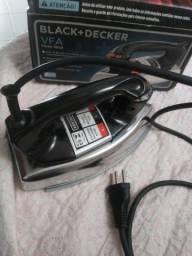 Ferro black + decker VFA ferro seco 127v 1100w