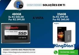 Promoção -SSD King Dian de 512Gb e 256Gb com Garantia