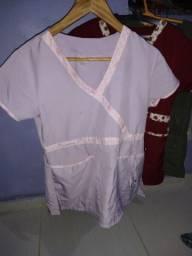 Blusas de enfermeira