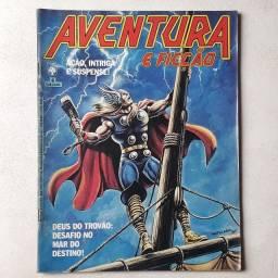 Aventura & Ficção 6 ( Origem de Thor)