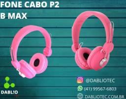 Fone Cabo p2 Bmax
