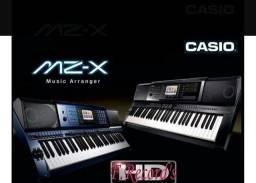 Ritmos E Samples Pacote Hd Teclados Casio Mz-x300 E Mz-x500