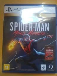 Spiderman miles morales ps5 usado