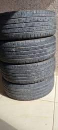 4 pneus Continental