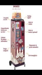 Maquina de Pipoca Vending Machine