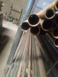 Tubos de ferro