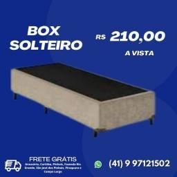BOX SOLTEIRO