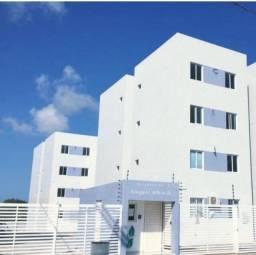 Apartamento no José Ámerico com 02 quartos