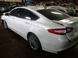 Ford Fusion Titanium AWD 2014 Sucata (leia o anúncio)