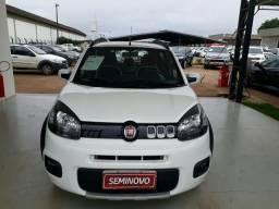 Fiat uno 2016/2016 1.4 evo way 8v flex 4p automatizado - 2016