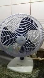 IMPERDÍVEL dois ventiladores Leia