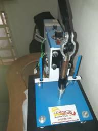 Máquina de estampar Camisas,cerâmica e todo material reto