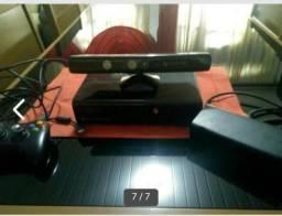 Xbox 360 bloqueado, 4GB + Kinect